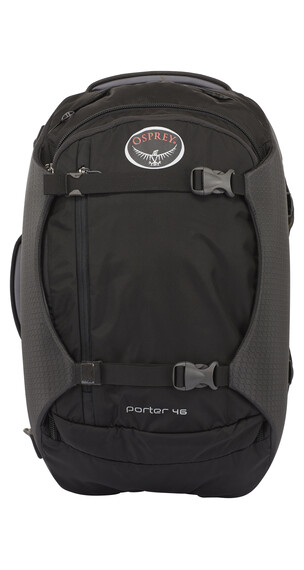 Osprey Porter 46 Backpack Black